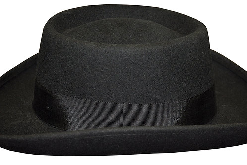 Planter - Gambler Western Hat