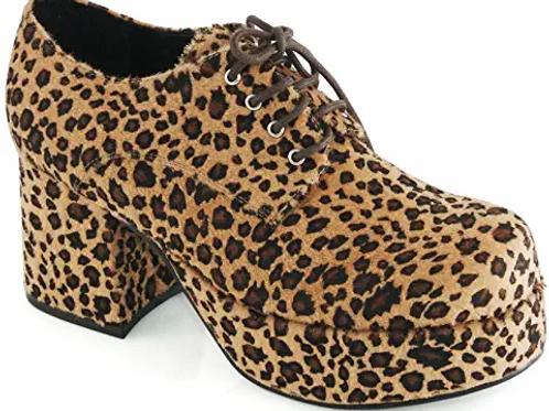 Leopard Platform Shoe or Boot