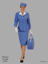 PanAm Stewardess Suit - Rental