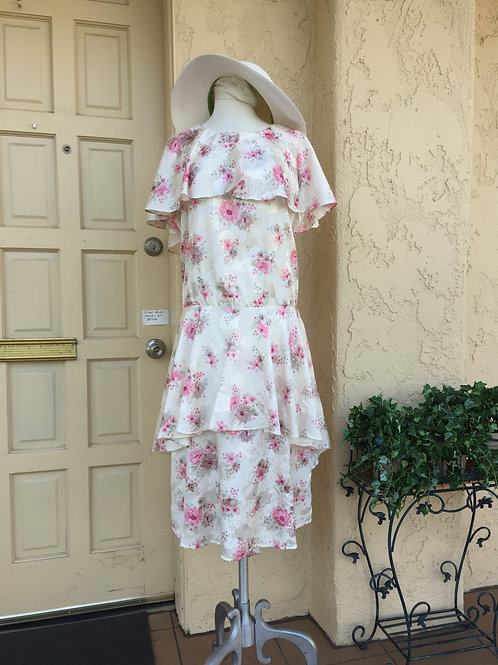 1929 Tea Party Day Dress - Rental