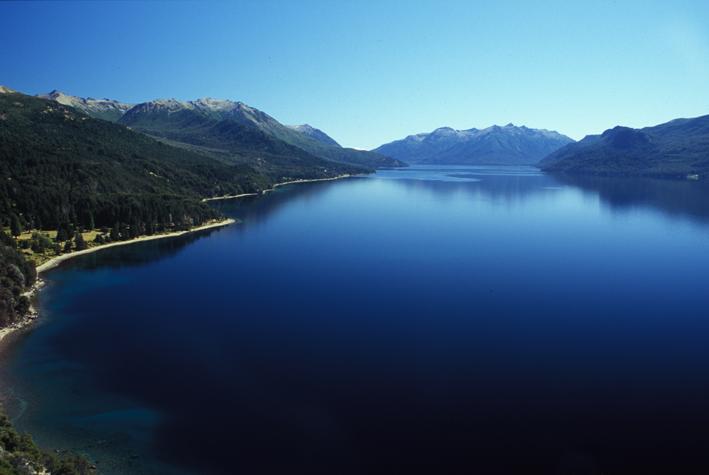 Lago Traful - Patagonia Argentina