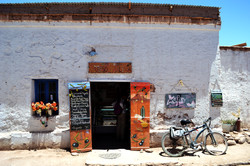 Store in San Pedro de Atacama, Chile