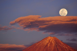 Volcán Licancabur - Atacama - Chile