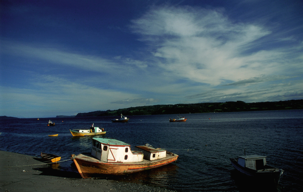 Qemchi, Chiloe Isle, Chile