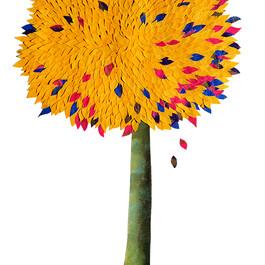 Sunshine Tree - made for Mama Natura's (naughty) Messenger