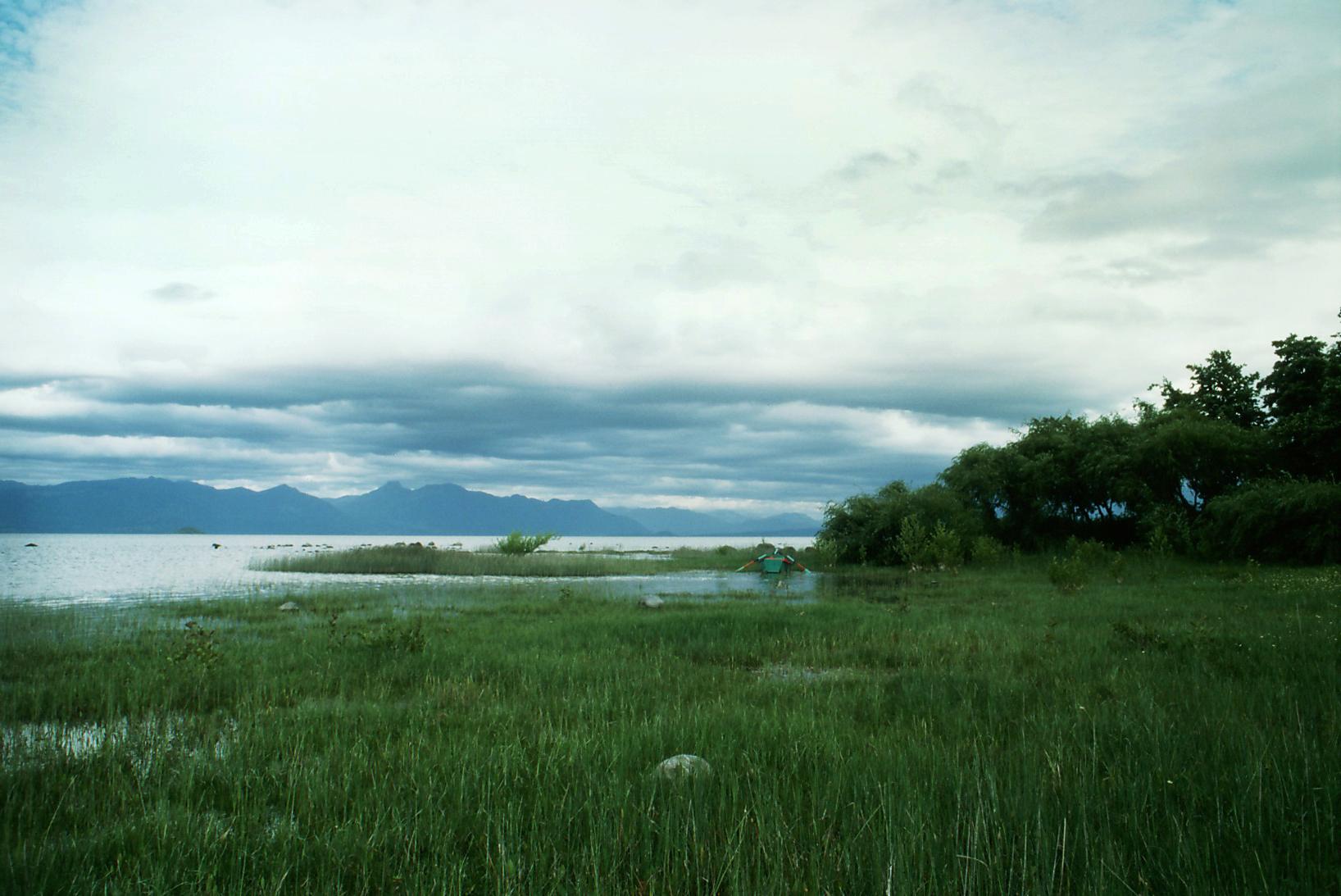 Lago Villarica in Villarica - Chile