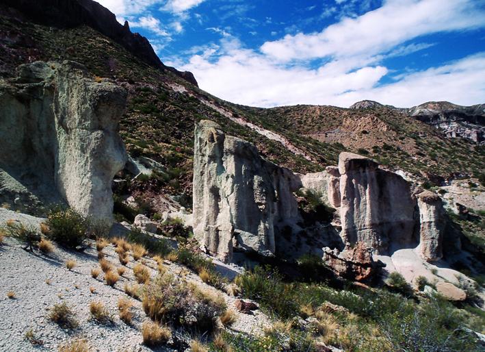Cañon del Atuel - Argentina