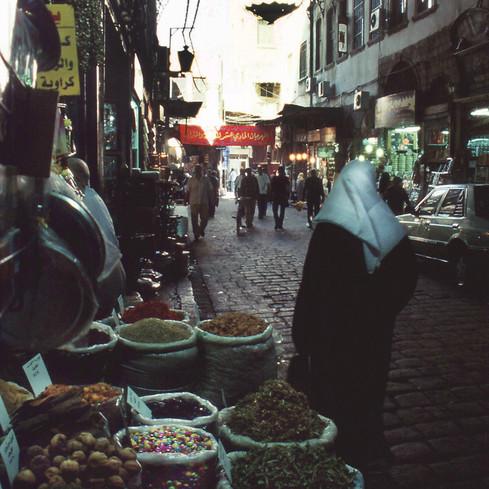 A street in Souk El Bzouriyyeh