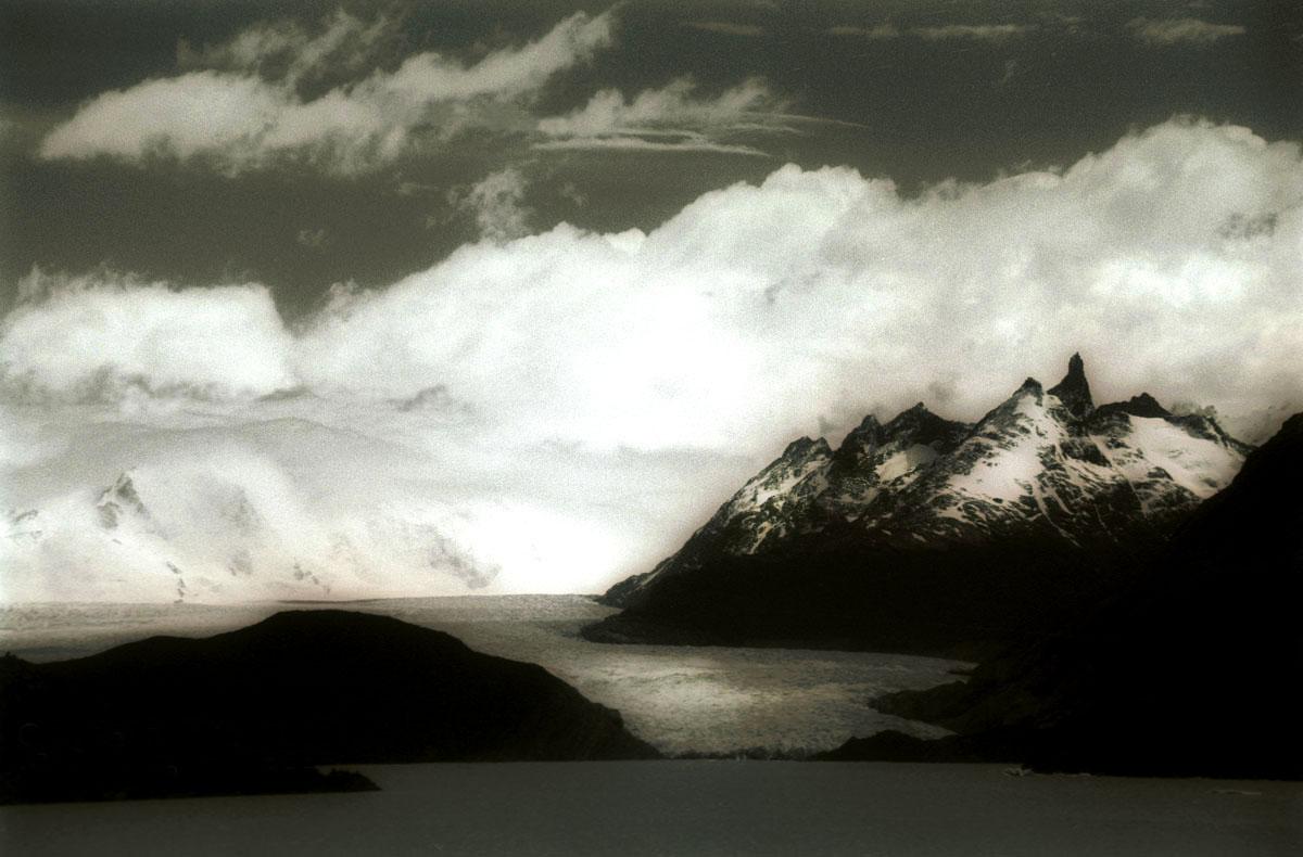 Glaciar Grey, Torres Del Paine, Chil