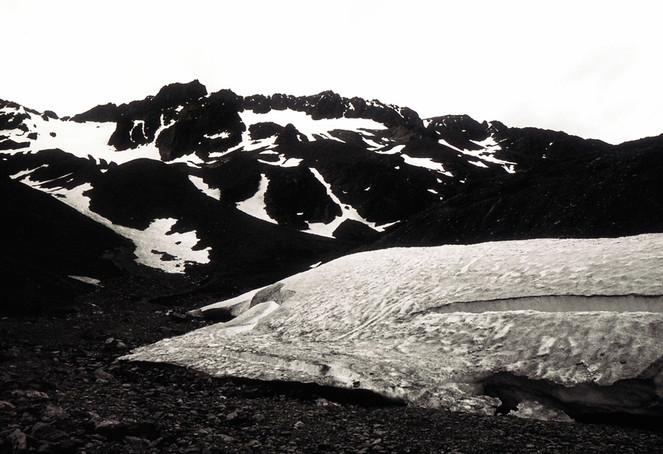 Glaciar Martial  Ushuaia Tierra del Fueg