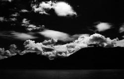 Patagonia - B&W