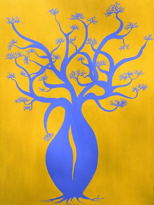 Zilánshù (紫藍樹)