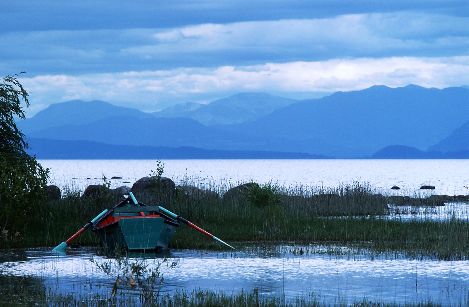Lago Villarica, Vilarica, Chile