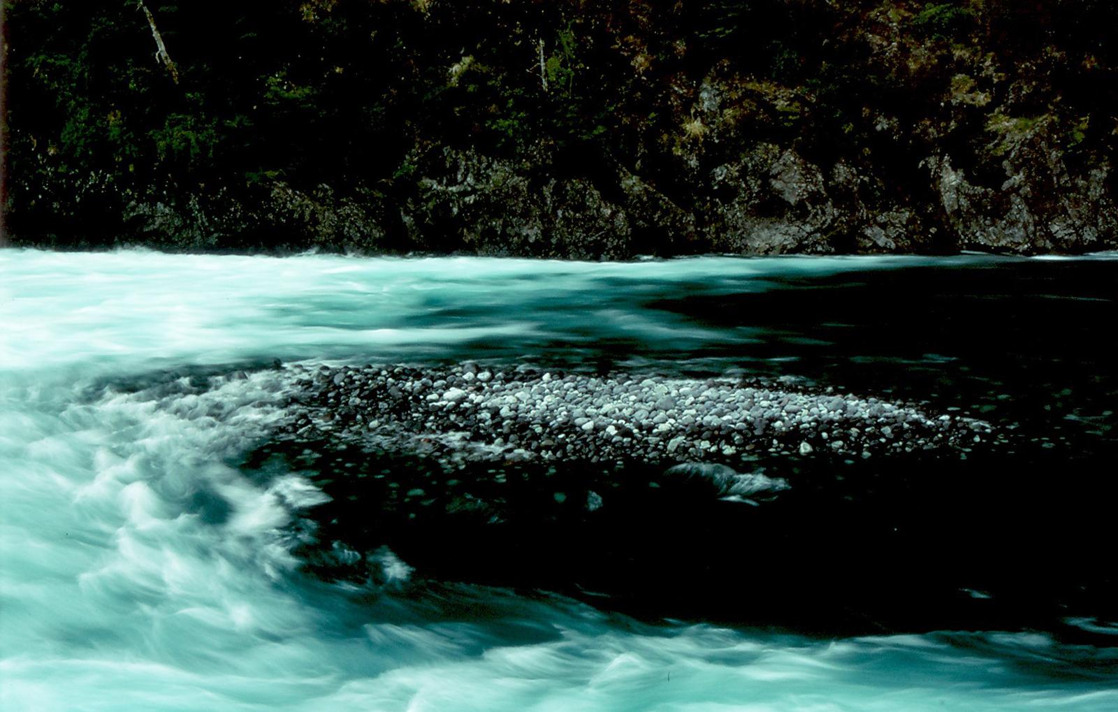 Around the Petrohue Falls Petrohue National Park Chile