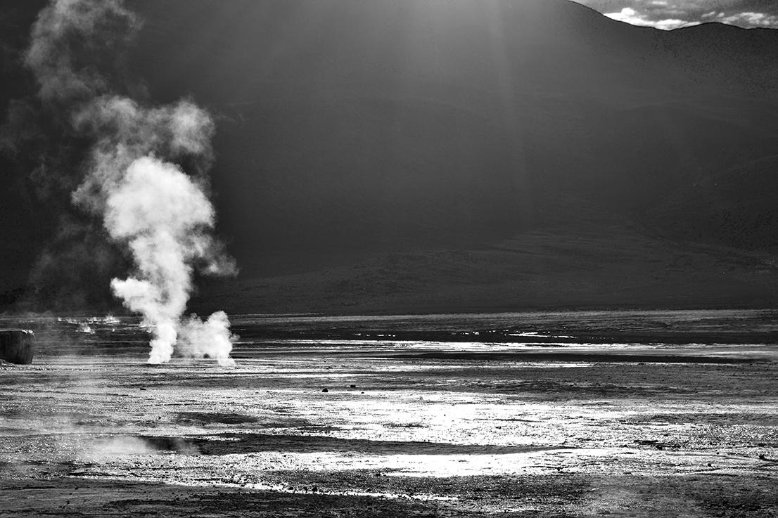 El Tatio, Atacama desert, Chile