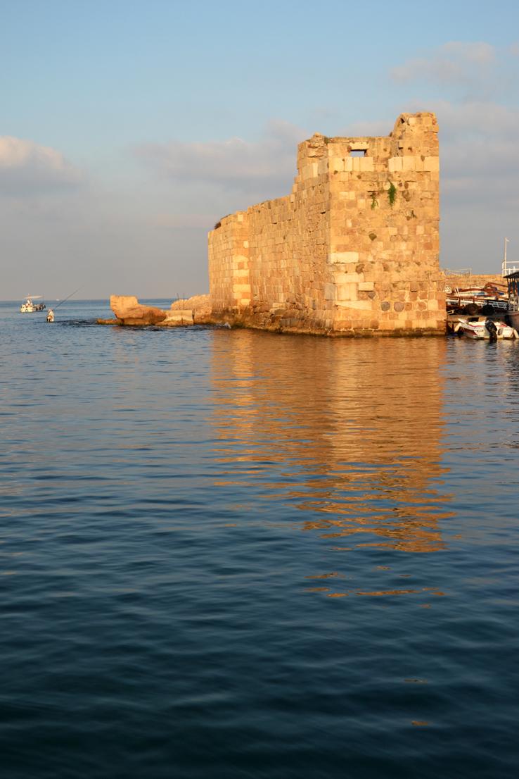 Sunrise in Byblos 1 - Lebanon
