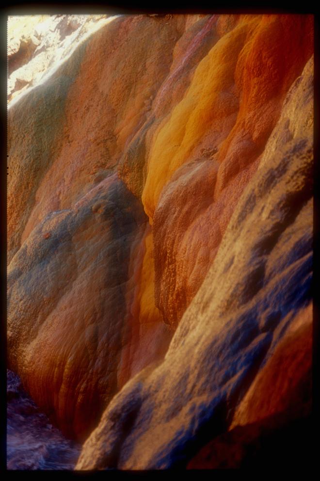 Detalle Puente Del Inca - Argentina