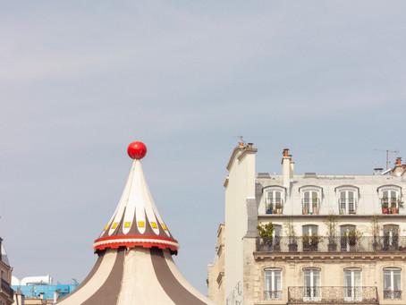 paris: day 1