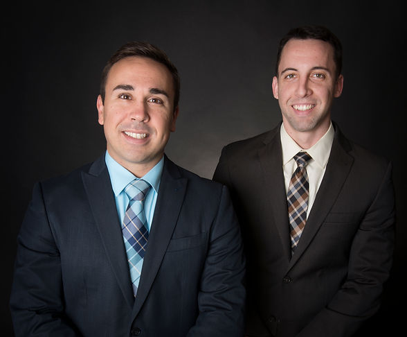 Wesley Colgan and Gabe Dominelli Law Firm Picture