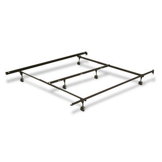 image shown as a general representation of a standard metal bed frame - Standard Metal Bed Frame