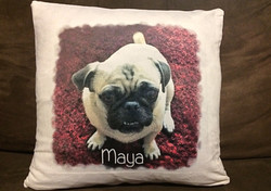 Personalised cushions $50
