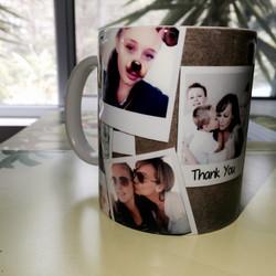 Personalised mug $20