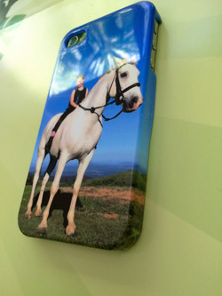 Personalised phone cover $20