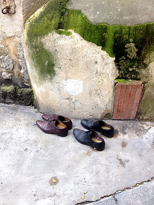 Shoes of the Journey- Arles, France/2019