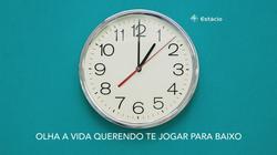 Estácio | Relógio