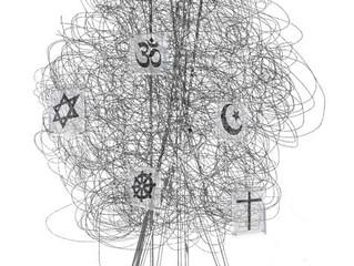 L'Albero della pace, l'installazione artistica portavoce di un messaggio di pace e di dialog
