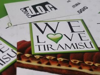 """Civico d.o.c. comunica la dolcezza di """"We love Tiramisù"""""""