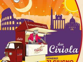 Festa della Musica: djset su #ApeCiriola con dj Nela Lucic & dj Claudio Capizzi