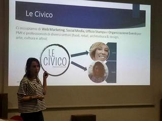 Chiacchierando di Digital Pr e Pr Tradizionali... un pomeriggio da relatrici presso Lazio Innova Rom