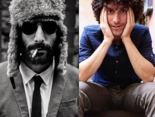 Con Luca Vecchi [The Pills] e Fabrizio Colica [Le Coliche] dar Ciriola si trasforma in un cinema all