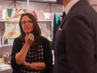 Civico d.o.c. intervista | Luciana Squadrilli