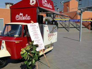 Giovedì 12 Ottobre alla Stazione Tiburtina si brinda per festeggiare l'arrivo dello street food