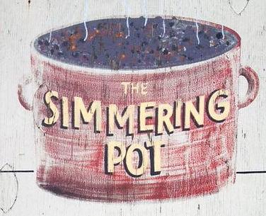Simmering Pot logo