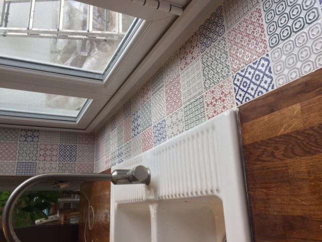 recommended tiler, kitchen tiling