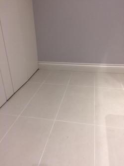 recommended tiler, tiling floor