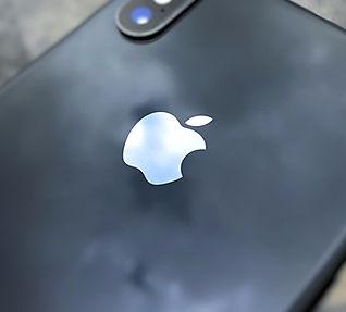 Apple鏡面logo