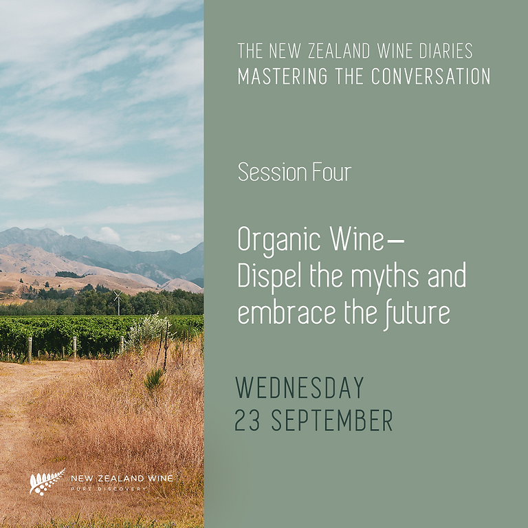 Organic Wine - Dispel the Myths and Embrace the Future