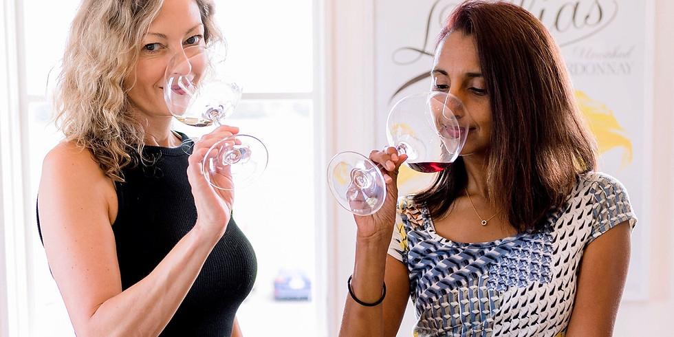 IGTV Live Social Herbivore w/ Villa Maria's Organic EarthGarden Wines