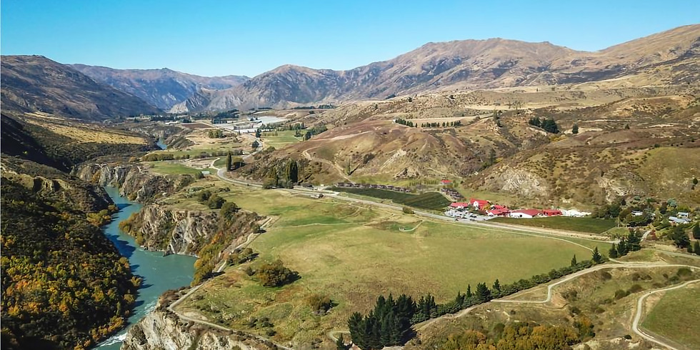 Organic Winery Tours at Gibbston Valley