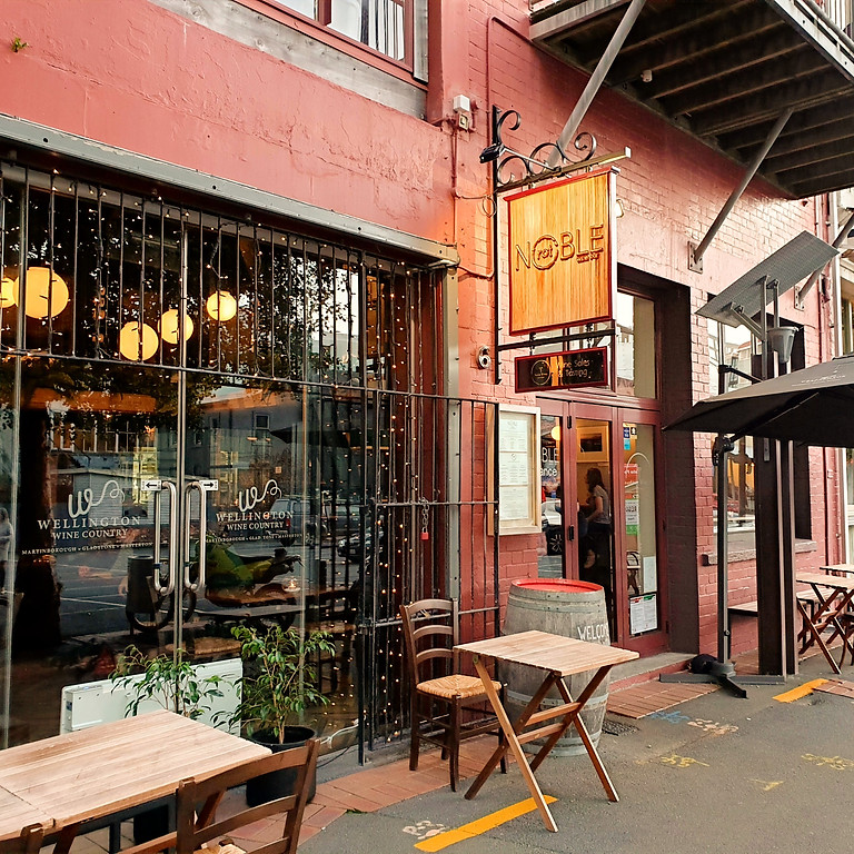 Organic Wines by the Glass at Noble Rot | Wellington