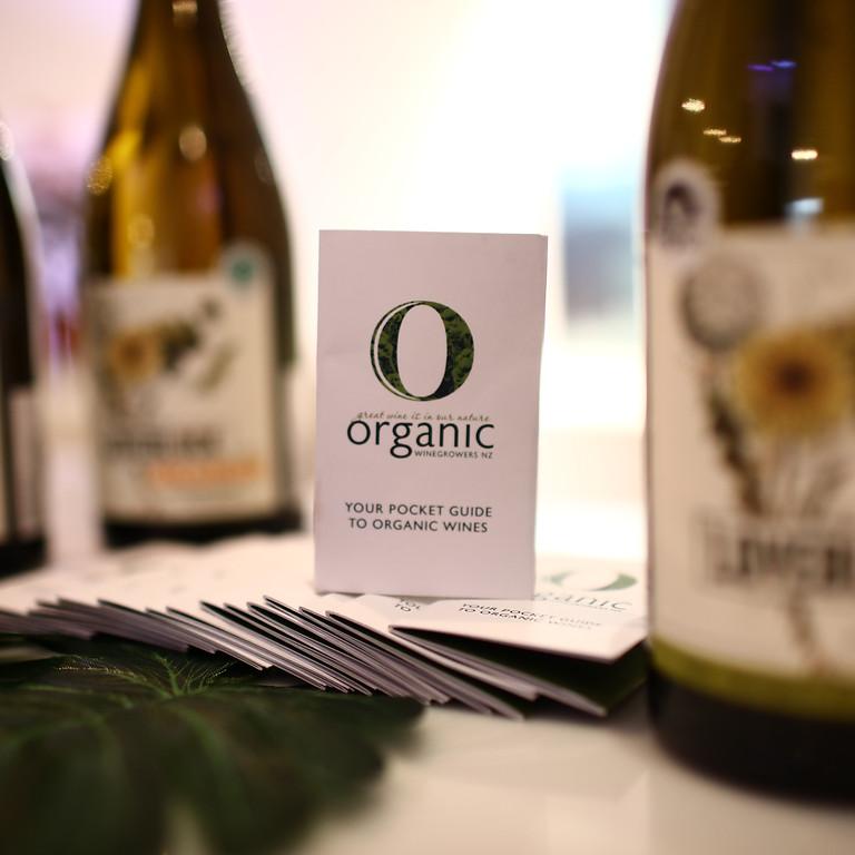 Virtual Tasting Loveblock Organic Wines