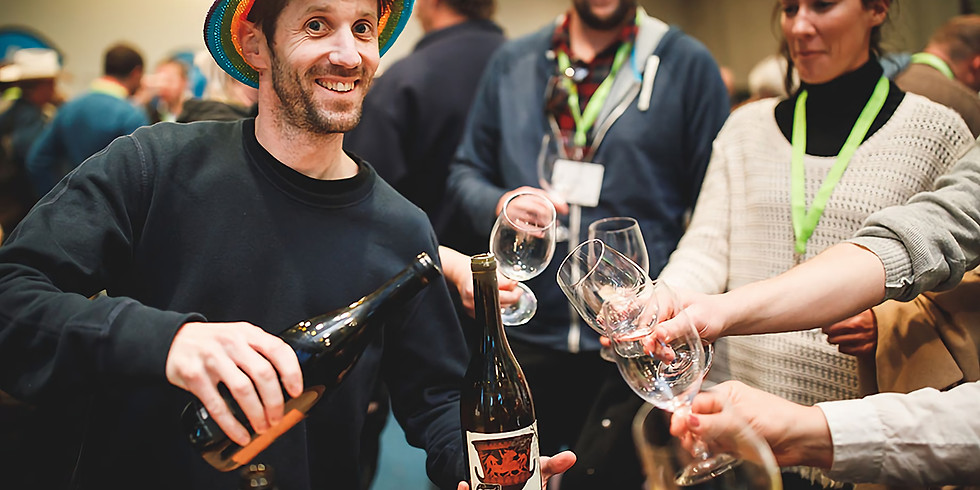 Organic Wine Week 2019