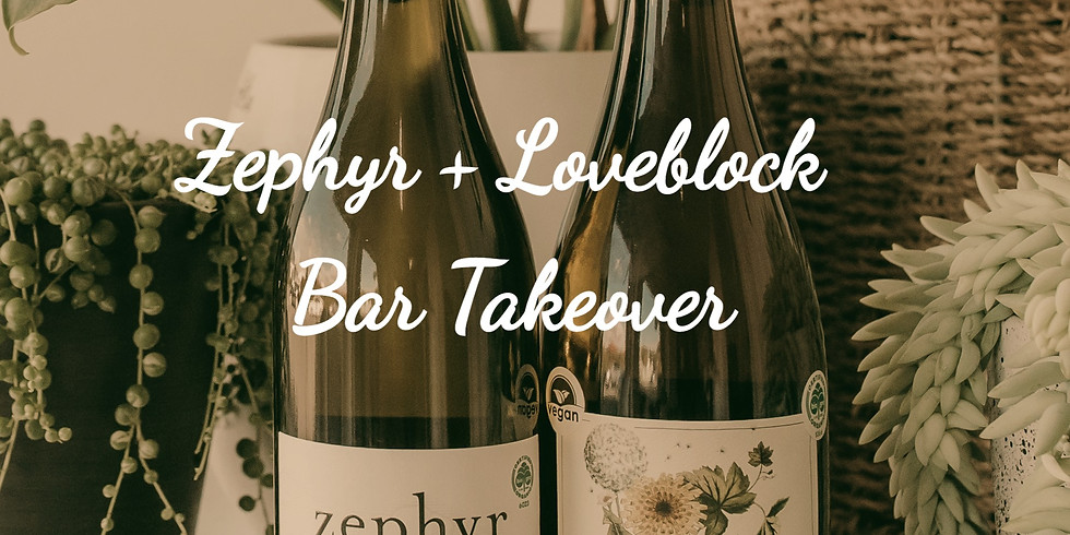 Zephyr + Loveblock Bar Takeover - Kiki, Courtney Place