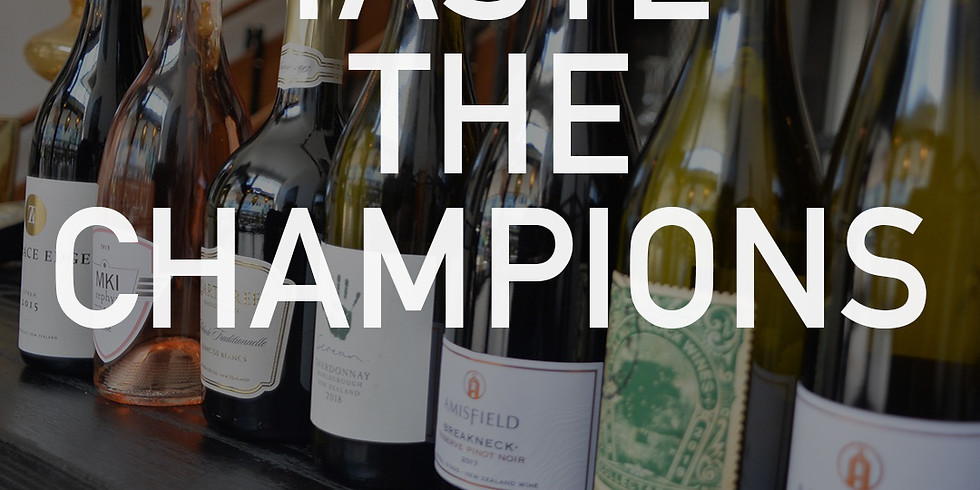Taste the Champions