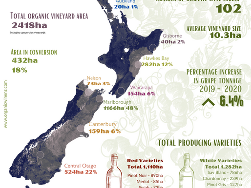 announcing organic wine sector report 2021