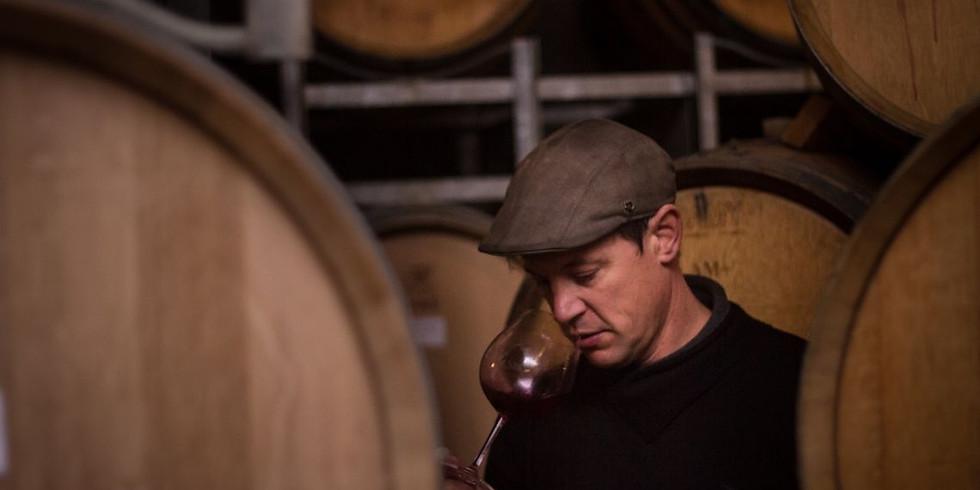 Virtual Organic Wine Tasting at Gibbston Valley